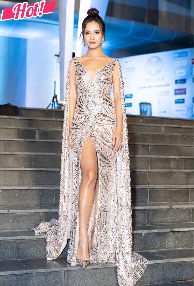 Thảm đỏ Miss World 2019: dàn Hoa hậu váy áo lộng lẫy nhưng thí sinh sao mặc sến thế này?-3