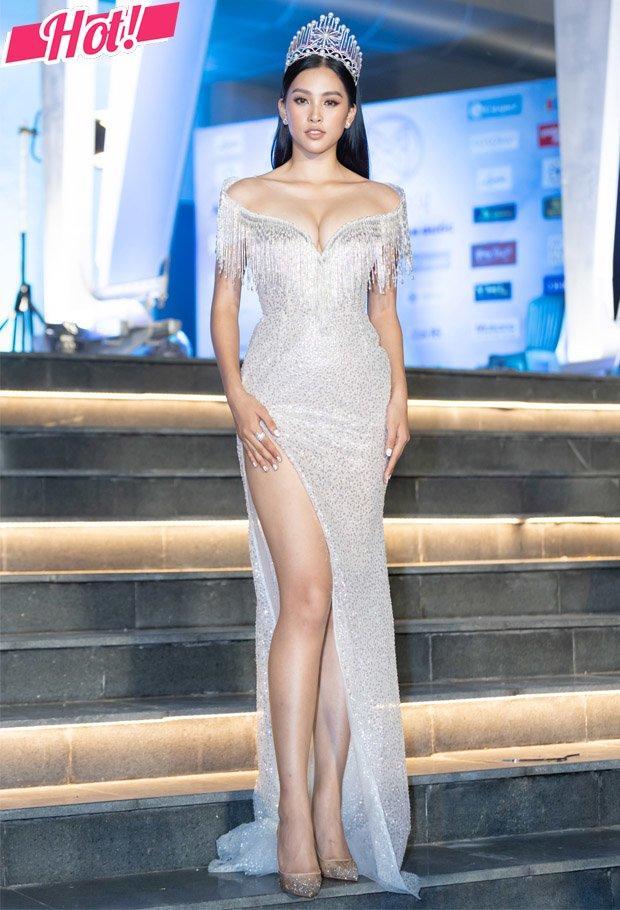 Thảm đỏ Miss World 2019: dàn Hoa hậu váy áo lộng lẫy nhưng thí sinh sao mặc sến thế này?-6