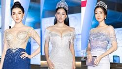 Thảm đỏ Miss World 2019: dàn Hoa hậu váy áo lộng lẫy nhưng thí sinh sao mặc sến thế này?