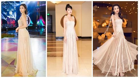SAO ĐỤNG HÀNG THÁNG 8: Hồ Ngọc Hà, Thanh Hằng đụng hàng xuyên quốc gia vẫn khẳng định đẳng cấp thời trang đỉnh cao-1