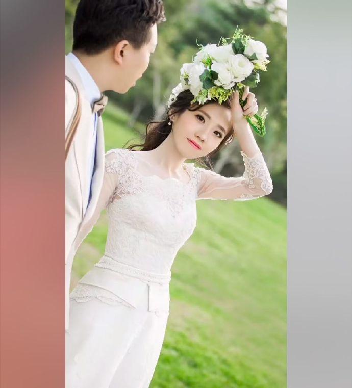 Cô dâu xinh như mộng lộ ảnh quá khứ khiến chú rể giật mình-2