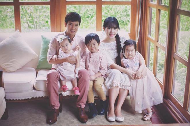 Đan Trường, Lý Hải và những sao Việt làm cha ở tuổi ngoài tứ tuần-3