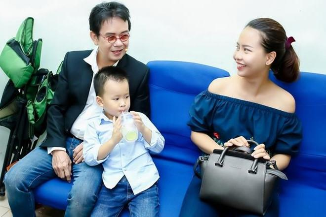 Đan Trường, Lý Hải và những sao Việt làm cha ở tuổi ngoài tứ tuần-5