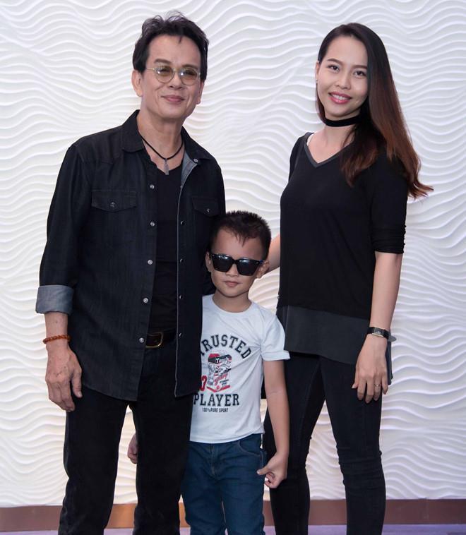 Đan Trường, Lý Hải và những sao Việt làm cha ở tuổi ngoài tứ tuần-6