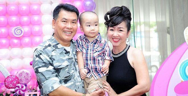 Đan Trường, Lý Hải và những sao Việt làm cha ở tuổi ngoài tứ tuần-8