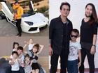 Đan Trường, Lý Hải và những sao Việt làm cha ở tuổi ngoài tứ tuần