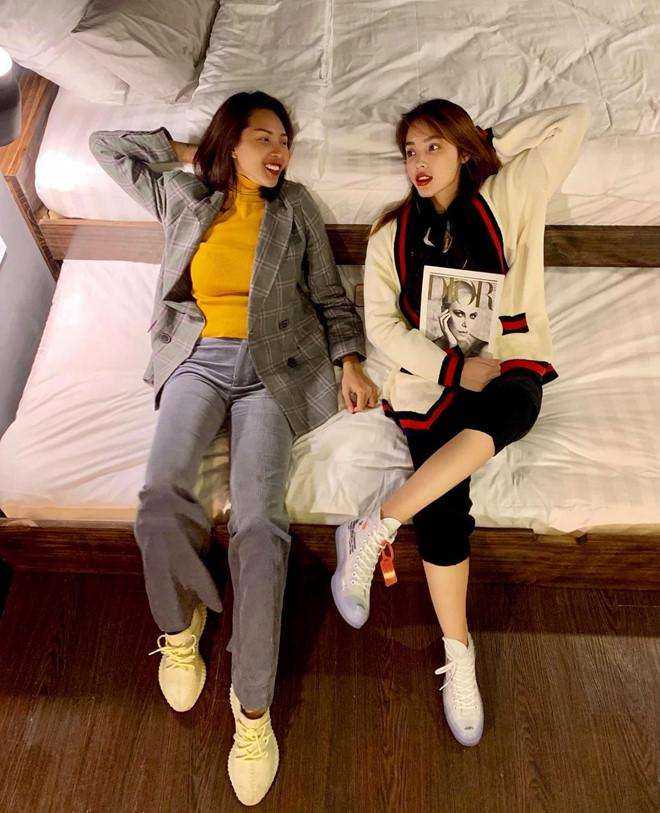 Kỳ Duyên và Minh Triệu thường xuyên đăng ảnh đôi, nói lời thân mật-10
