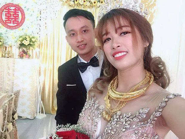 Những cô dâu số hưởng với vòng vàng trĩu cổ: Gánh nặng vậy ai cũng nguyện ý lấy chồng!-13