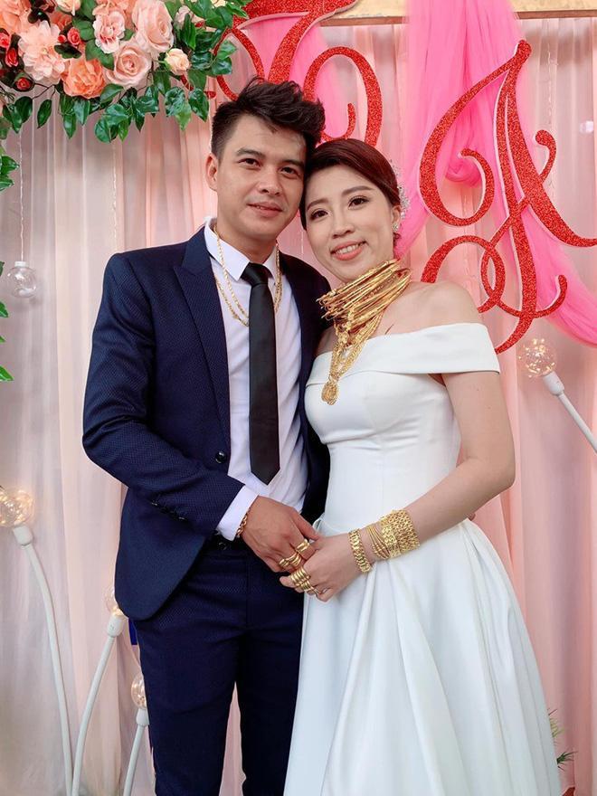 Những cô dâu số hưởng với vòng vàng trĩu cổ: Gánh nặng vậy ai cũng nguyện ý lấy chồng!-2