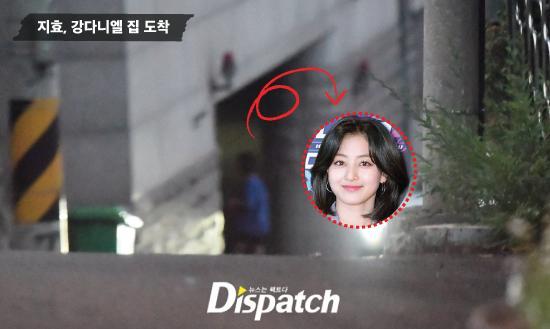 HOT: Kang Daniel và Jihyo (TWICE) bị Dispatch khui ảnh hẹn hò tại biệt thự siêu sang chảnh-3