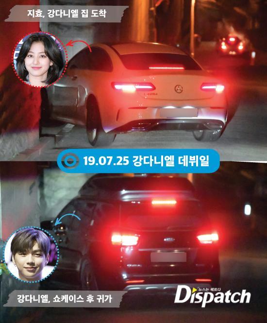 HOT: Kang Daniel và Jihyo (TWICE) bị Dispatch khui ảnh hẹn hò tại biệt thự siêu sang chảnh-4
