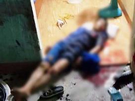 Con rể dùng dao bầu đâm chết bố vợ và anh vợ tại Quảng Ninh