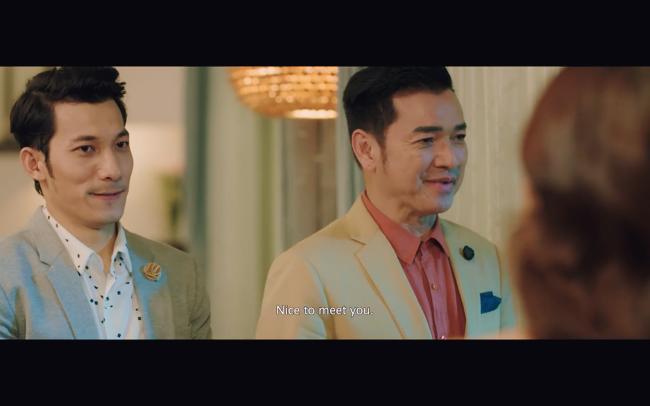 Liên Bỉnh Phát toát mồ hôi khi Hoàng Yến Chibi thông báo có bầu trong phim mới-7