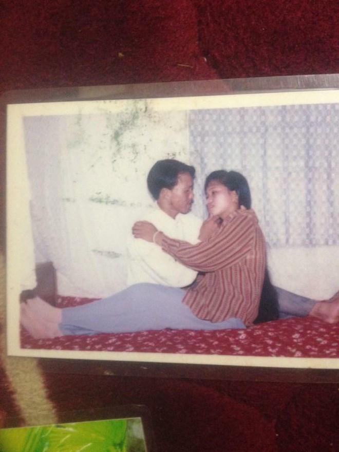 Khoe ảnh cưới thời bố mẹ em, cô gái Hải Phòng khiến dân tình trầm trồ với độ chịu chơi của đấng sinh thành-14
