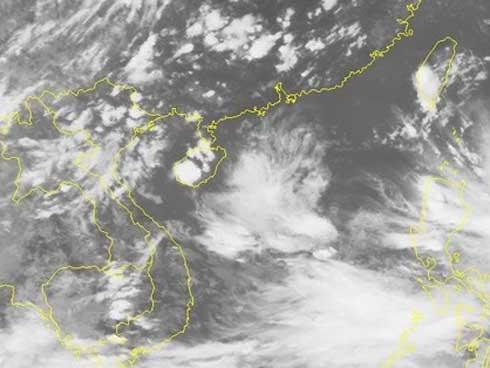 Sau bão số 3, tiếp tục xuất hiện vùng áp thấp trên Biển Đông-1