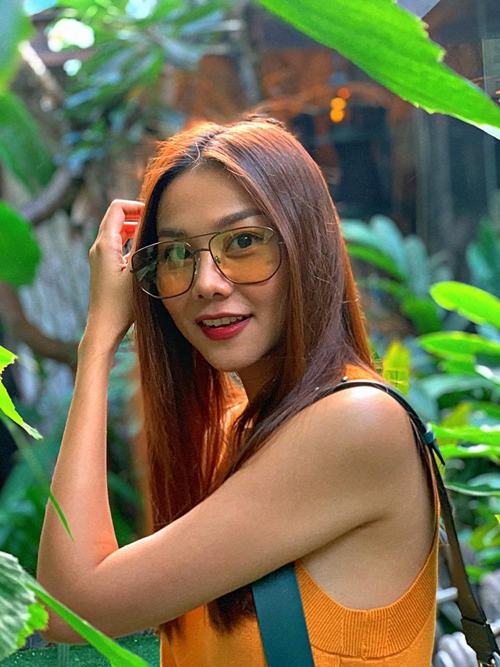 Hoa hậu Kỳ Duyên cảm thấy xa xôi như chưa từng quen dù đang ngồi cạnh Minh Triệu-5