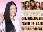 Bản tin Hoa hậu Hoàn vũ 5/8: Hoàng Thùy 'đánh bật' đối thủ Philippines trên bảng xếp hạng quốc tế