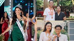 Tân hoa hậu Lương Thùy Linh qua lời kể của thầy cô, bạn bè
