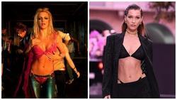 Mốt thời trang kinh dị - Lộ quần nội y đang có dấu hiệu trở lại mạnh mẽ