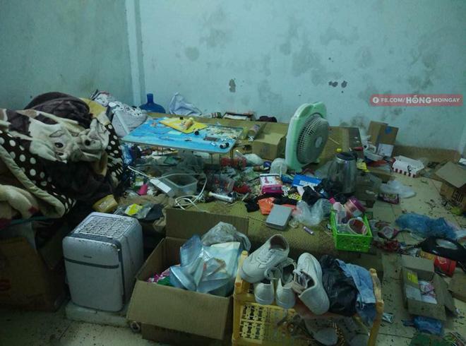 Đỉnh cao ở bẩn, dân mạng thắc mắc: Các cô gái này đã biến phòng trọ thành bãi rác bằng cách nào?-7