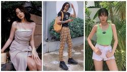 BB Trần mang 20 bộ quần áo 'sống ảo' cho 1 chuyến du lịch - Kaity Nguyễn biến hóa thành quý cô 'sexy lady'