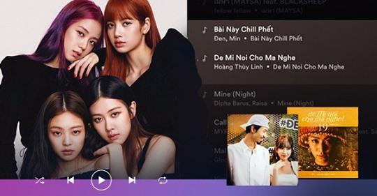 Black Pink đích thân chọn hit mới của Hoàng Thùy Linh và bộ đôi Min - Đen Vâu vào playlist-2
