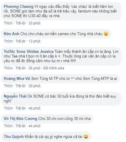 Công khai đối đầu fan Kpop: Vũ Duy Khánh gây phẫn nộ khi xưng hô chú cháu và dạy bảo fan Kpop đừng hâm mộ mù quáng-3