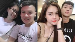 Quang Hải - Nhật Lê và các cặp cầu thủ - WAGs lộ 'bằng chứng chia tay'