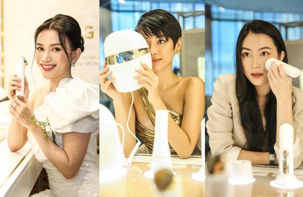 Làm đẹp công nghệ cao như Hari Won, Helly Tống-3