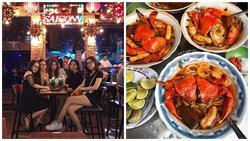 3 khu phố nhộn nhịp về đêm thu hút giới trẻ Sài thành