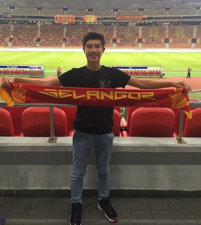 Cầu thủ Việt kiều Australia 16 tuổi gây thương nhớ cho fan nữ-1