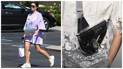 Kim Kardashian lại gây sốt với chiếc túi Dior hơn 800 triệu đồng