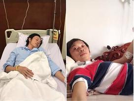 Nghệ sĩ Hoài Linh, Sơn Tùng và nhiều sao Việt kiệt sức vì chạy show