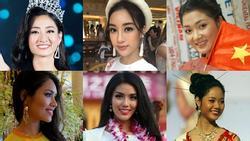 Nhan sắc Lương Thùy Linh đang đứng ở đâu trong dàn người đẹp Việt Nam thi Hoa hậu Thế giới?