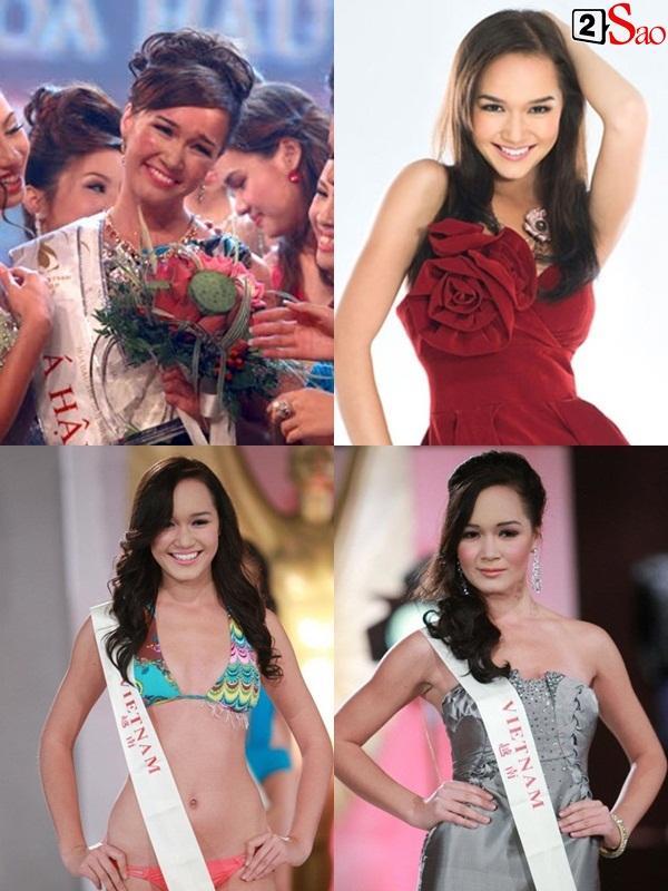 Nhan sắc Lương Thùy Linh đang đứng ở đâu trong dàn người đẹp Việt Nam thi Hoa hậu Thế giới?-10