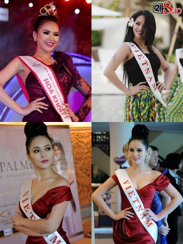 Nhan sắc Lương Thùy Linh đang đứng ở đâu trong dàn người đẹp Việt Nam thi Hoa hậu Thế giới?-12