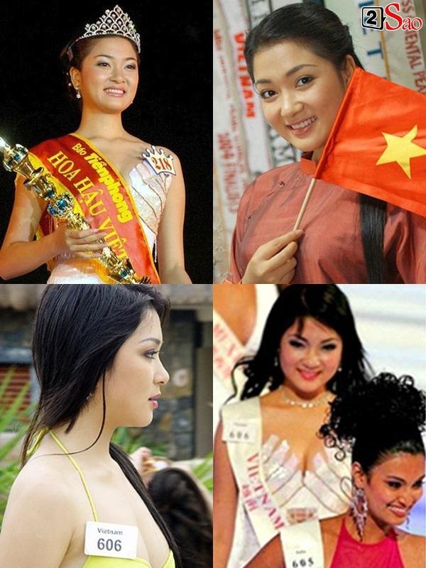 Nhan sắc Lương Thùy Linh đang đứng ở đâu trong dàn người đẹp Việt Nam thi Hoa hậu Thế giới?-3