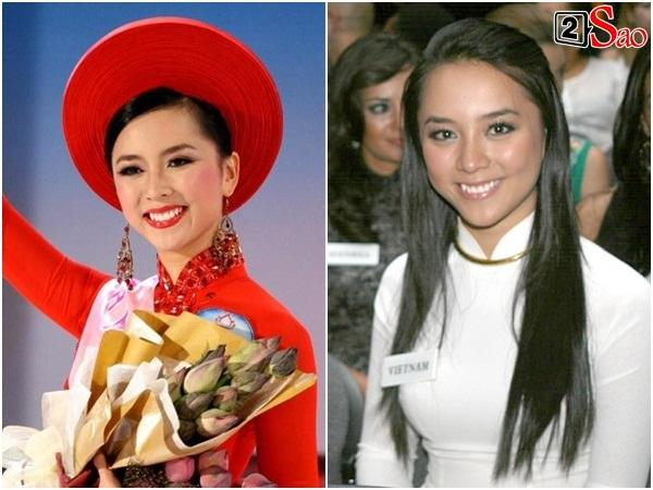 Nhan sắc Lương Thùy Linh đang đứng ở đâu trong dàn người đẹp Việt Nam thi Hoa hậu Thế giới?-7
