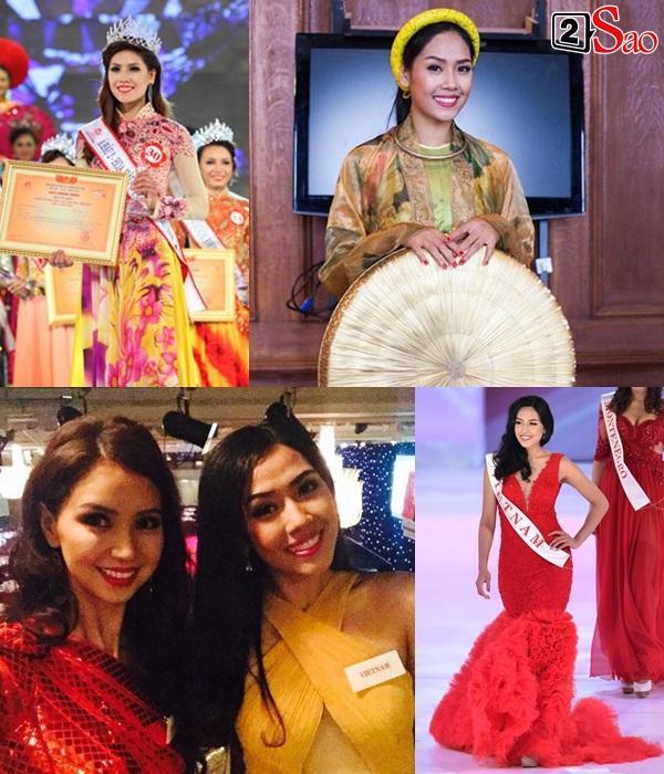 Nhan sắc Lương Thùy Linh đang đứng ở đâu trong dàn người đẹp Việt Nam thi Hoa hậu Thế giới?-13