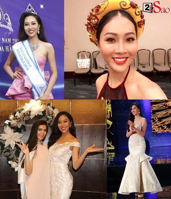 Nhan sắc Lương Thùy Linh đang đứng ở đâu trong dàn người đẹp Việt Nam thi Hoa hậu Thế giới?-15