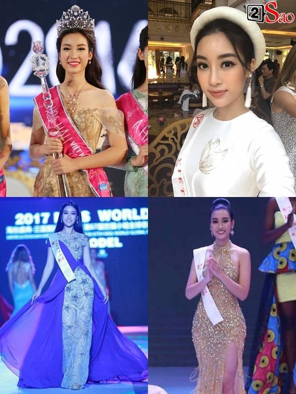 Nhan sắc Lương Thùy Linh đang đứng ở đâu trong dàn người đẹp Việt Nam thi Hoa hậu Thế giới?-16