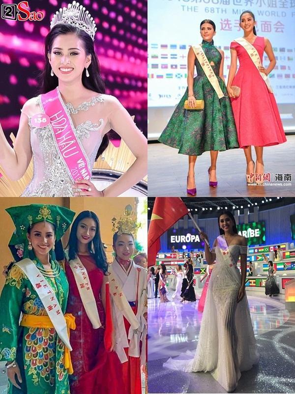 Nhan sắc Lương Thùy Linh đang đứng ở đâu trong dàn người đẹp Việt Nam thi Hoa hậu Thế giới?-17