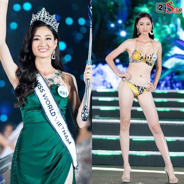 Nhan sắc Lương Thùy Linh đang đứng ở đâu trong dàn người đẹp Việt Nam thi Hoa hậu Thế giới?-18