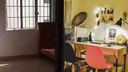 Biến căn phòng trọ tối tăm, chỉ rộng 6m vuông thành căn phòng xinh đẹp, 'siêu đỉnh' và rực rỡ, nam thanh niên khiến dân mạng trầm trồ