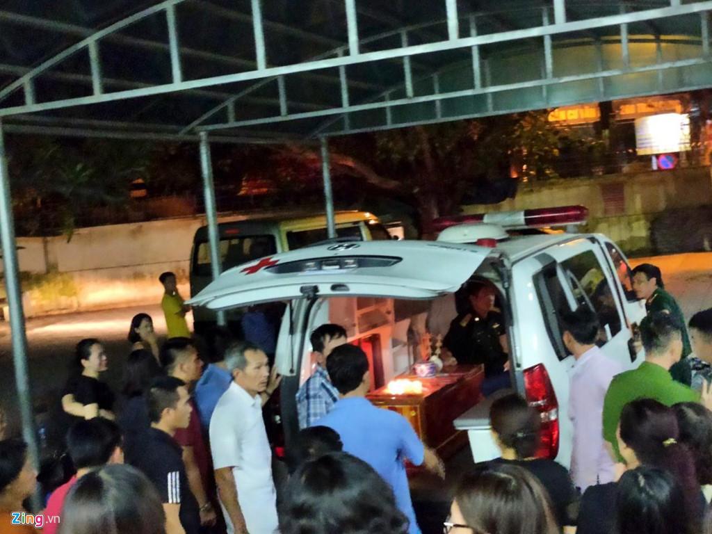Ngày cuối của bé trai tử vong trên ôtô đưa đón của trường Gateway-2
