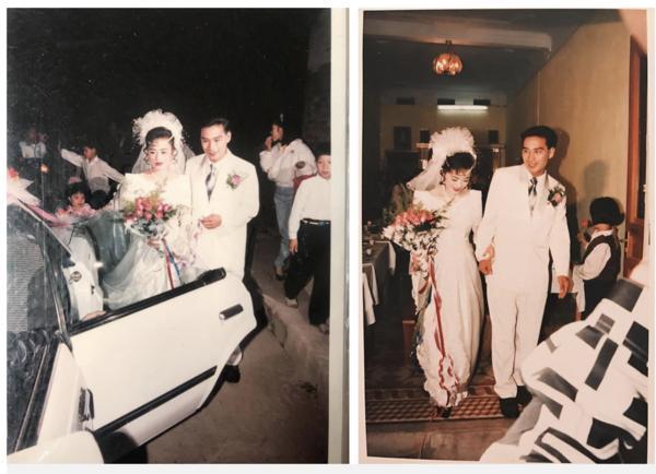 Gặp gỡ gái xinh gây sốt MXH vì loạt ảnh đám cưới hoành tráng của bố mẹ Rich Kid Hải Phòng năm xưa-1