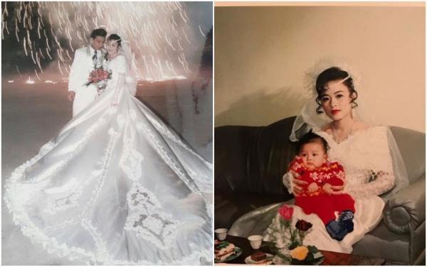 Gặp gỡ gái xinh gây sốt MXH vì loạt ảnh đám cưới hoành tráng của bố mẹ Rich Kid Hải Phòng năm xưa-7