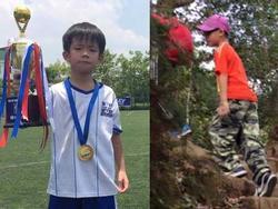Thót tim trước hành trình 9 tiếng tự cứu bản thân của cậu bé bị bỏ quên trên xe bus nhà trường