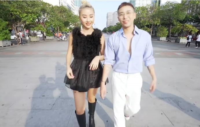 Rủ nhau sắm đồ second-hand giá 100 nghìn để đi dự tiệc, Quỳnh Anh Shyn và Hoàng Ku vẫn chất hết nấc-4
