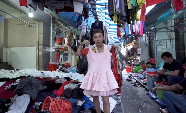 Rủ nhau sắm đồ second-hand giá 100 nghìn để đi dự tiệc, Quỳnh Anh Shyn và Hoàng Ku vẫn chất hết nấc-1